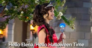Hello Elena, Hello Halloween Time - Geeks Corner - Episode 545