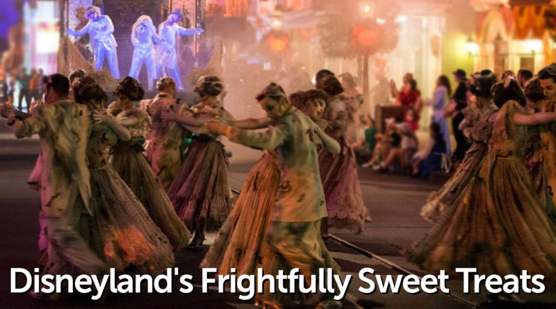 Disneyland's Frightfully Sweet Treats - Geeks Corner - Episode 548