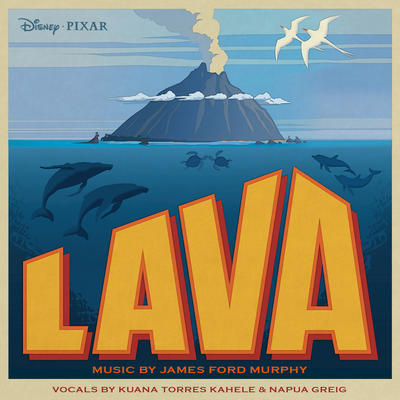 Pixar Post Lava Soundtrack