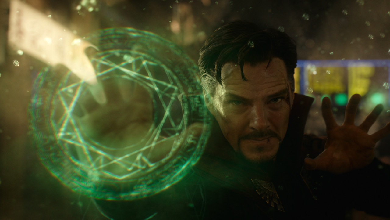 Doctor Strange Sneak Peek Coming to Disney Parks