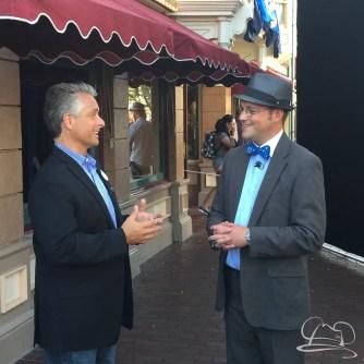 Mr. DAPs Covers Disneyland's Diamond Celebration-17
