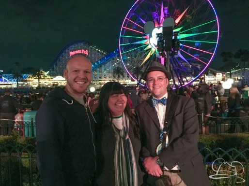 Mr. DAPs Covers Disneyland's Diamond Celebration-49