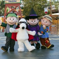Knott's Berry Farm Hiring Tweet Hints at New Show for Camp Snoopy's Spooky Farm