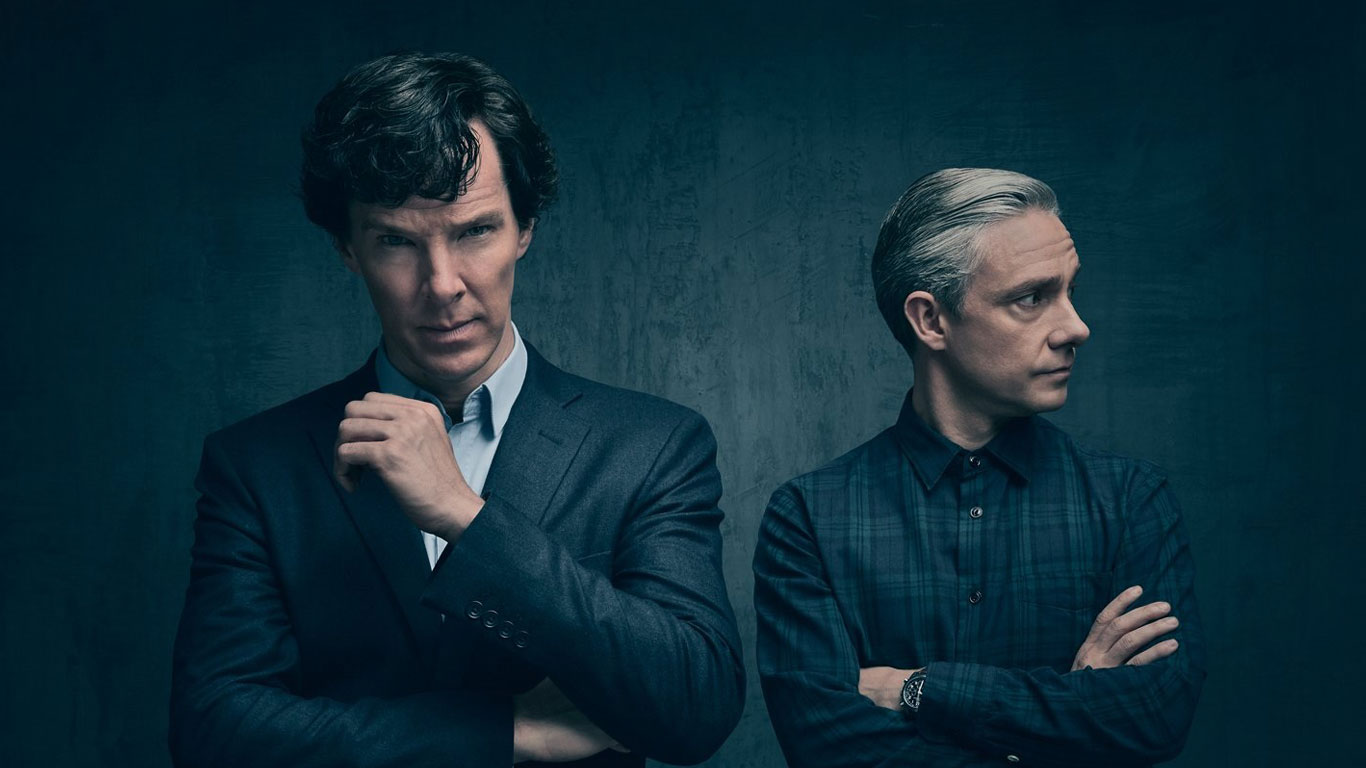 Sherlock Season 4 Official Image