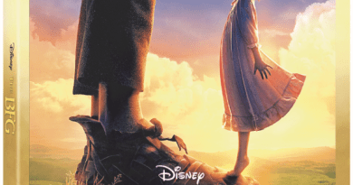 Disney's The BFG on Digital HD, Blu-ray and Disney Movies Anywhere Dec. 6.