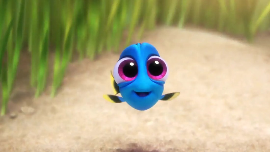 Finding Dory - Baby Dory