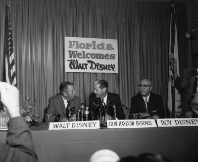 Walt Disney World Press Conference