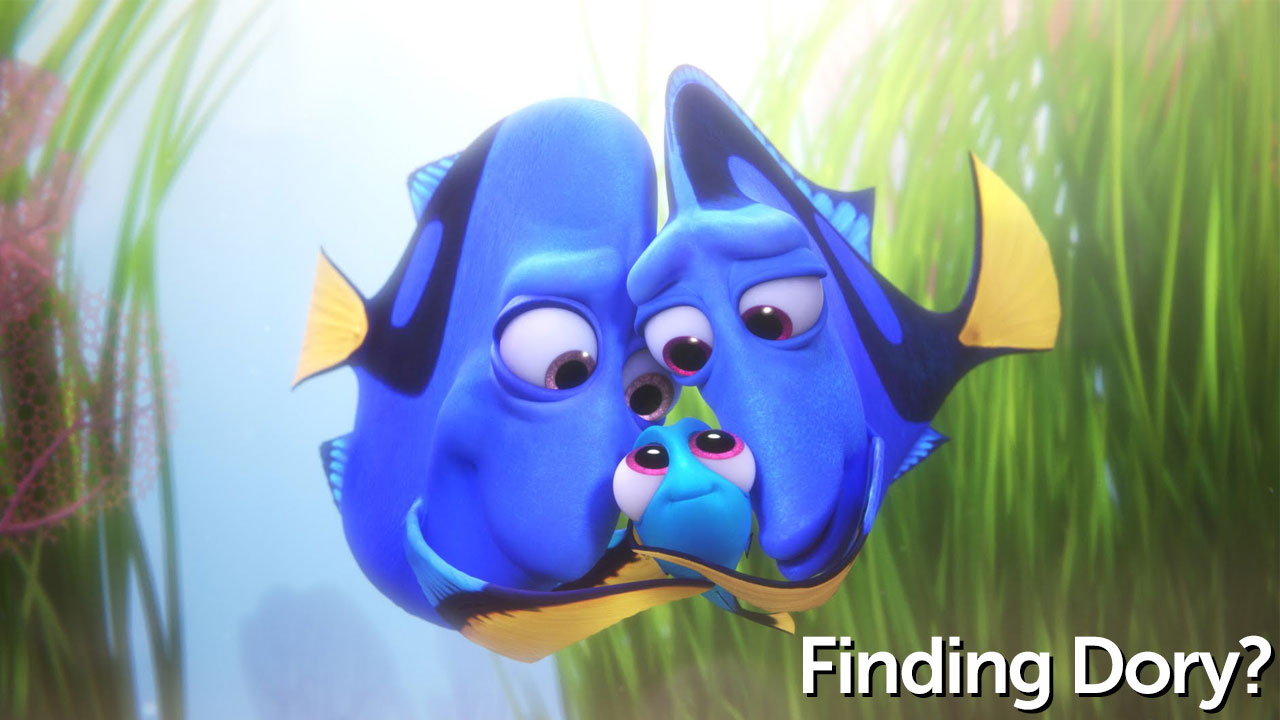 Finding Dory? - Geeks Corner - Episode 605