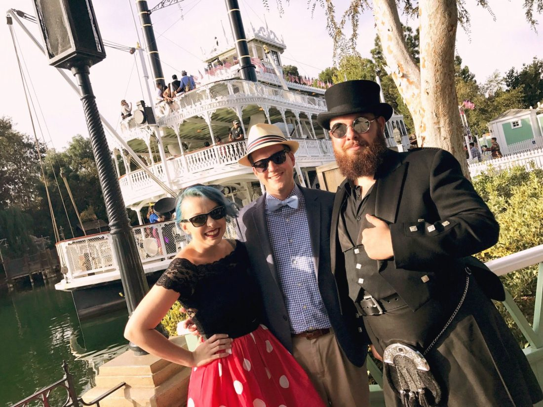 Dapper Day Details - Sundays with DAPs