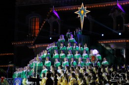 Candlelight Ceremony and Processional at Disneyland with Ginnife