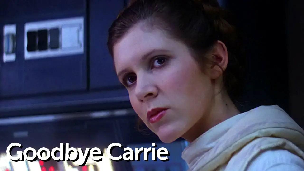 Goodbye Carrie - Geeks Corner - Episode 613