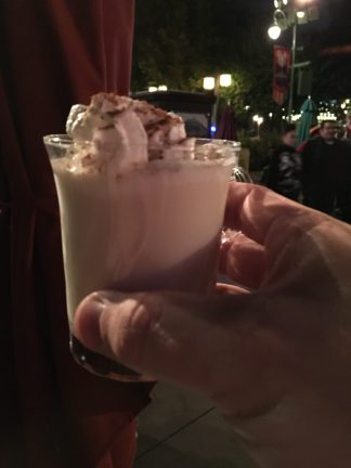 Eggnog Cocktail from Festival of Holidays