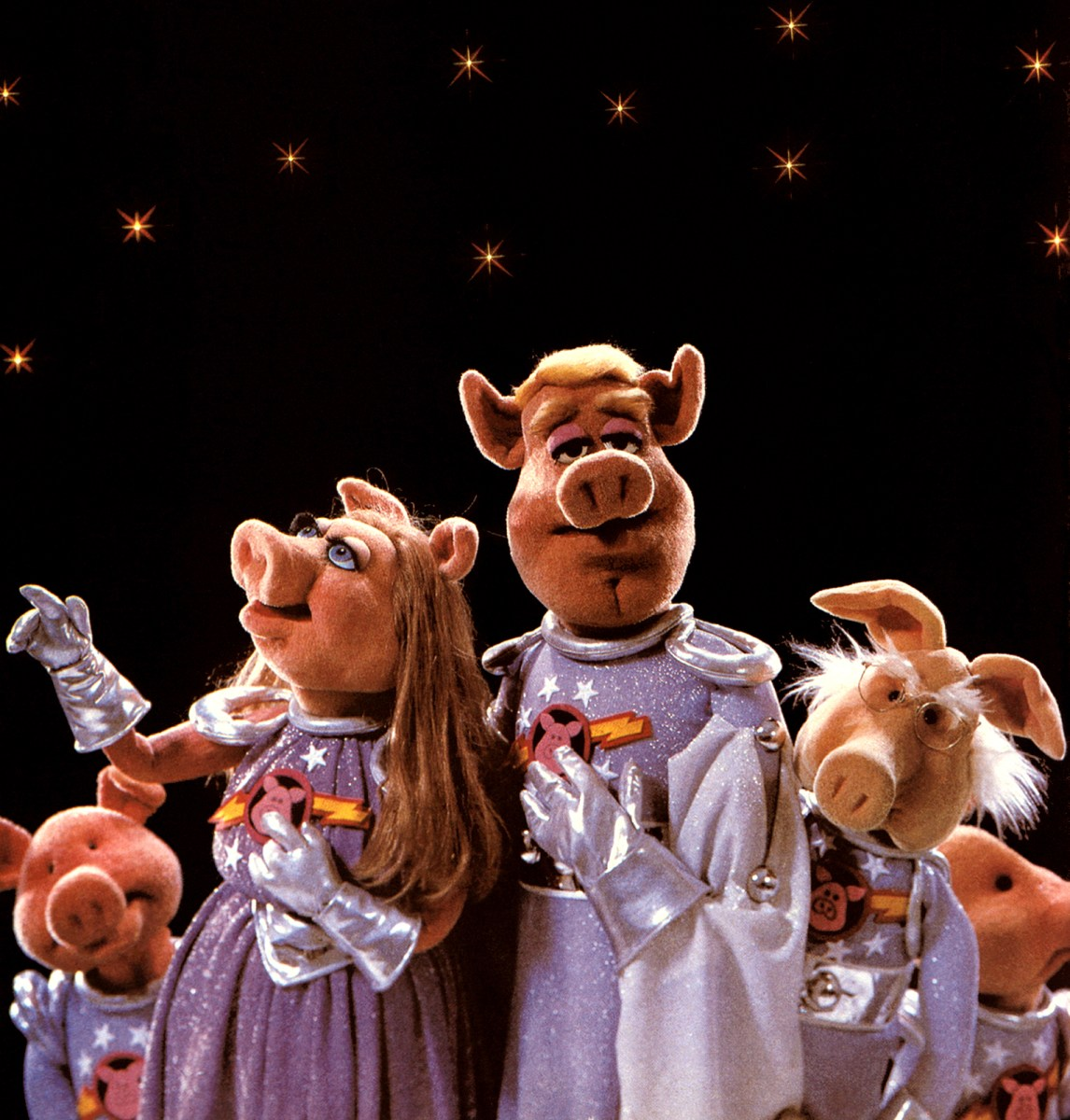 Pigs in Space Getting New Episodes from The Muppets!