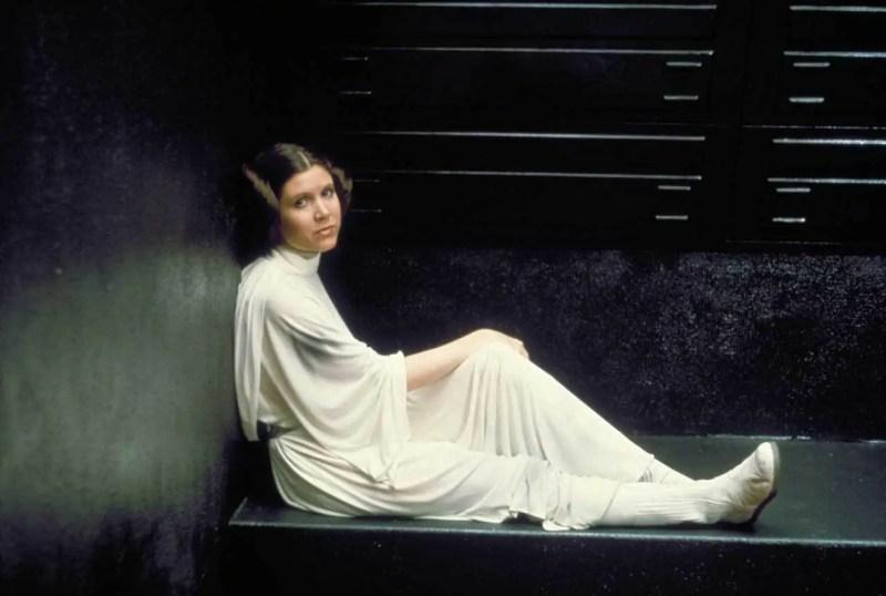 Princess Leia - Star Wars: A New Hope