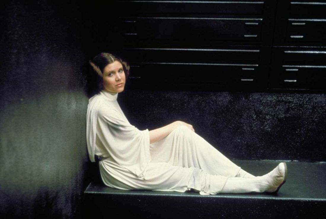 Princess Leia - Star Wars: A New Hope