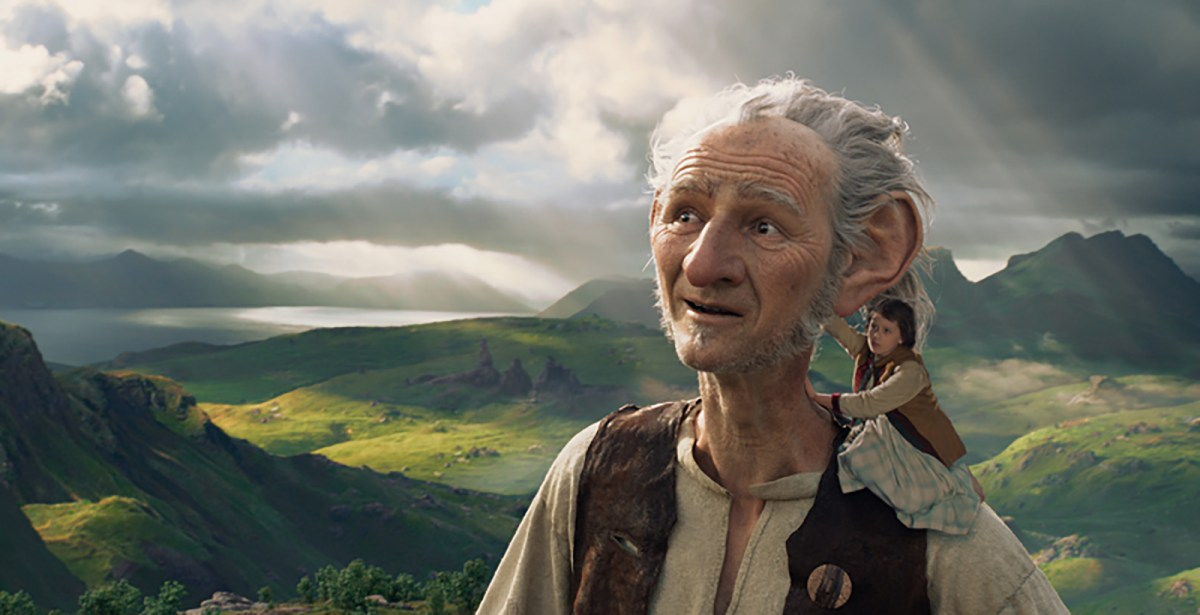 The BFG - Mr. DAPs Home Entertainment Review