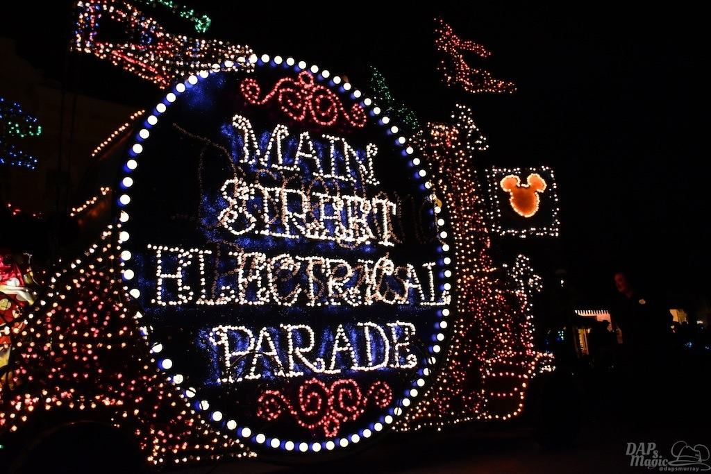 The Main Street Electrical Parade's Disneyland Homecoming