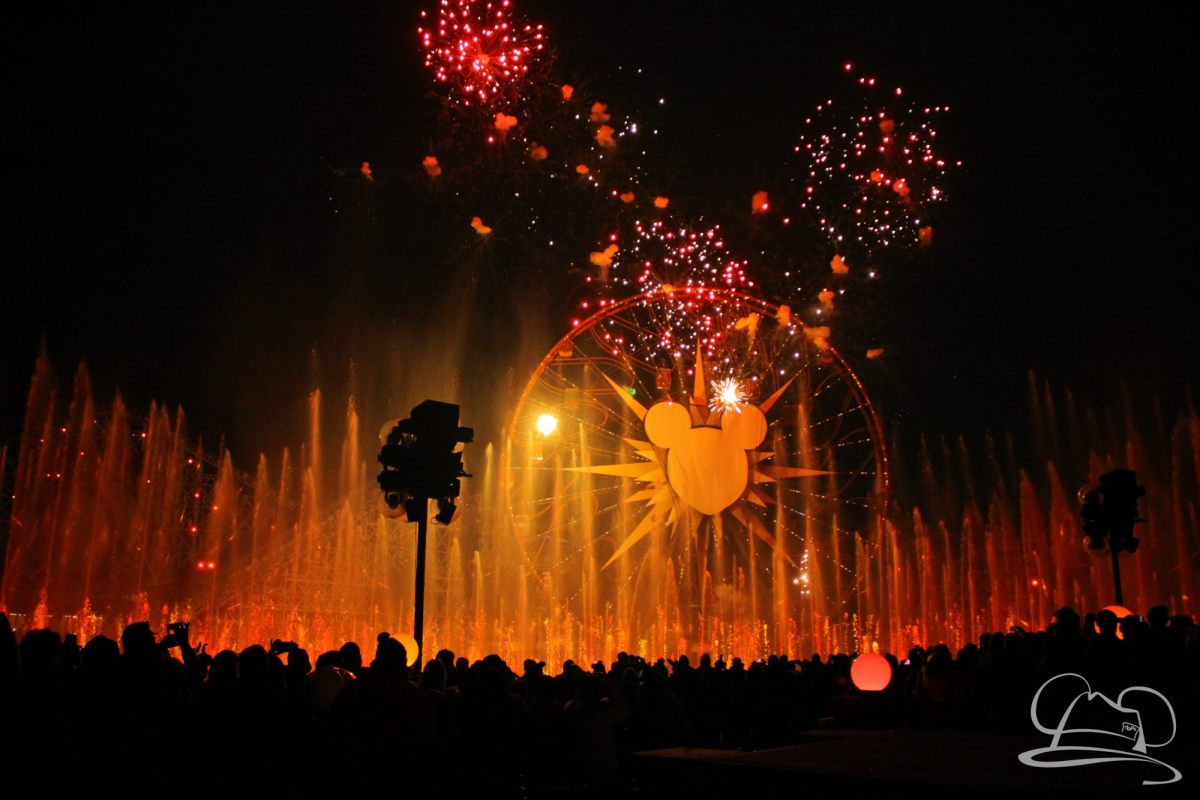 Disneyland Resort's World of Color Celebrates Lunar New Year With 'Hurry Home - Lunar New Year Celebration'
