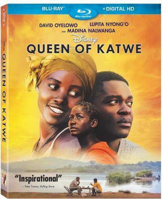 Queen of Katwe Blu-Ray