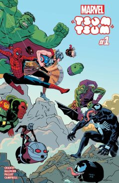 MarvelUnlimited TSUM-TSUM-(2016)-#1