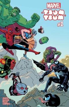 MarvelUnlimited TSUM-TSUM-(2016)-#1