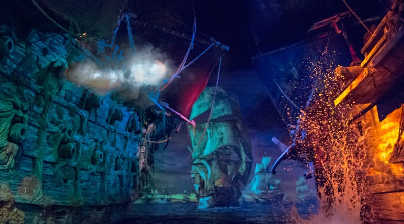 Pirates of the Caribbean: Battle for the Sunken Treasure