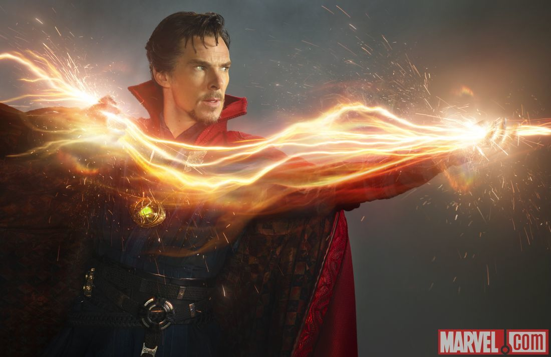 Marvel's Doctor Strange