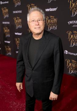 "LOS ANGELES, CA - MARCH 02: Composer Alan Menken arrives for the world premiere of Disney's live-action ""Beauty and the Beast"" at the El Capitan Theatre in Hollywood as the cast and filmmakers continue their worldwide publicity tour on March 2, 2017 in Los Angeles, California. (Photo by Jesse Grant/Getty Images for Disney) *** Local Caption *** Alan Menken"