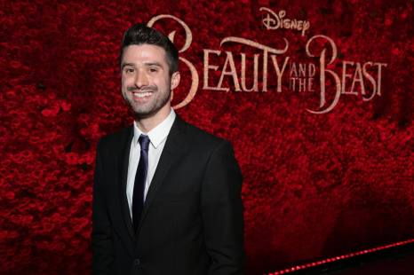 """Greg Yolen arrives for the world premiere of Disney's live-action """"Beauty and the Beast"""" at the El Capitan Theatre in Hollywood as the cast and filmmakers continue their worldwide publicity tour. (Photo: Alex J. Berliner/ABImages)"""