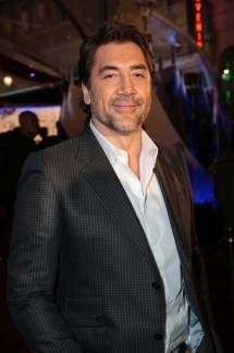 """Javier Bardem arrives for the world premiere of Disney's live-action """"Beauty and the Beast"""" at the El Capitan Theatre in Hollywood as the cast and filmmakers continue their worldwide publicity tour. (Photo: Alex J. Berliner/ABImages)"""