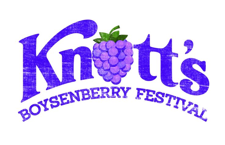 Knott's Berry Farm Boysenberry Festival Logo