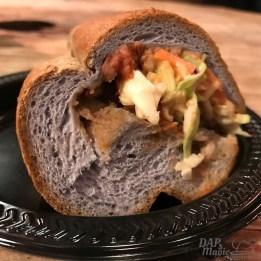 Boysenberry Pulled Pork Sandwich