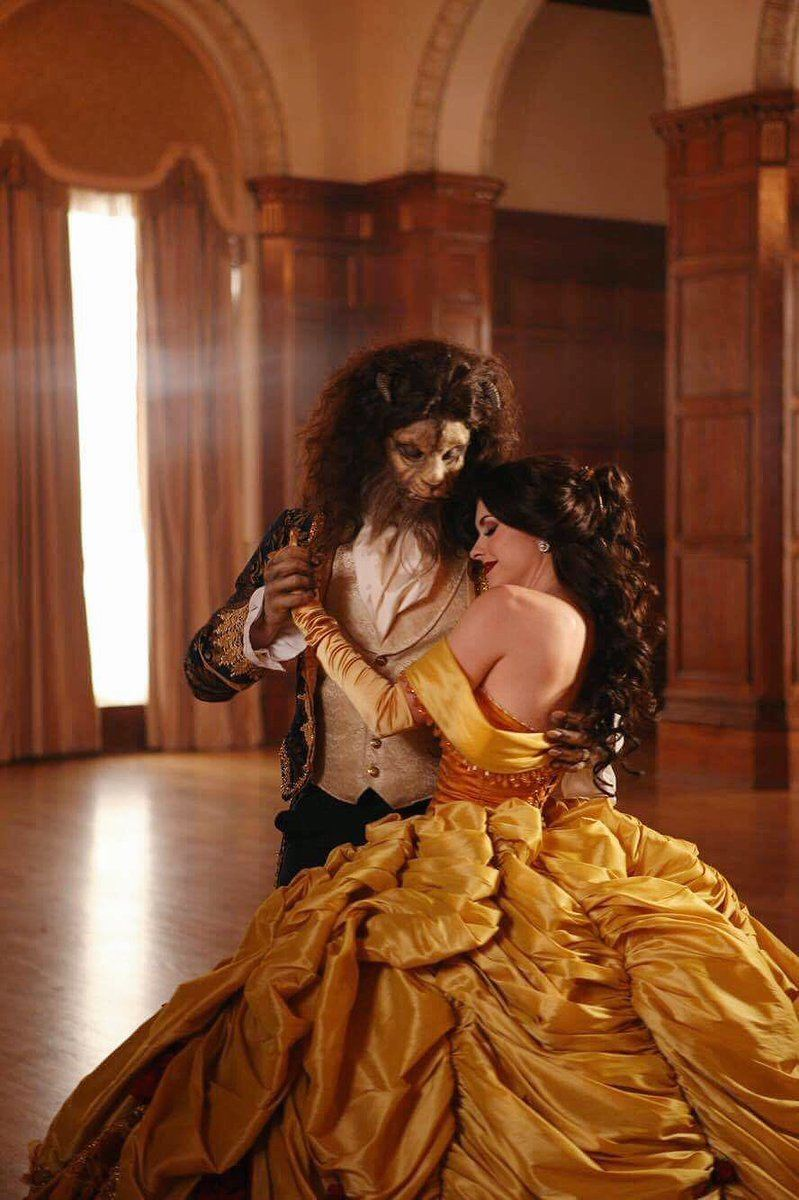 YouTubers Traci Hines and Nick Pitera Release Beauty and the Beast Cover