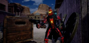 VR Showdown In Ghost Town Screenshot 5