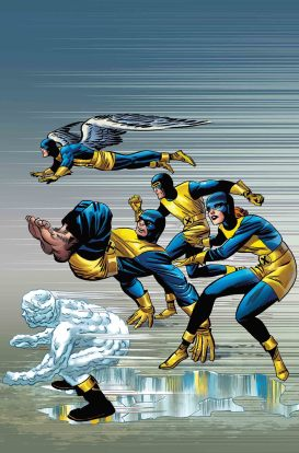 X-Men_Blue_1_Kirby_100th_Variant