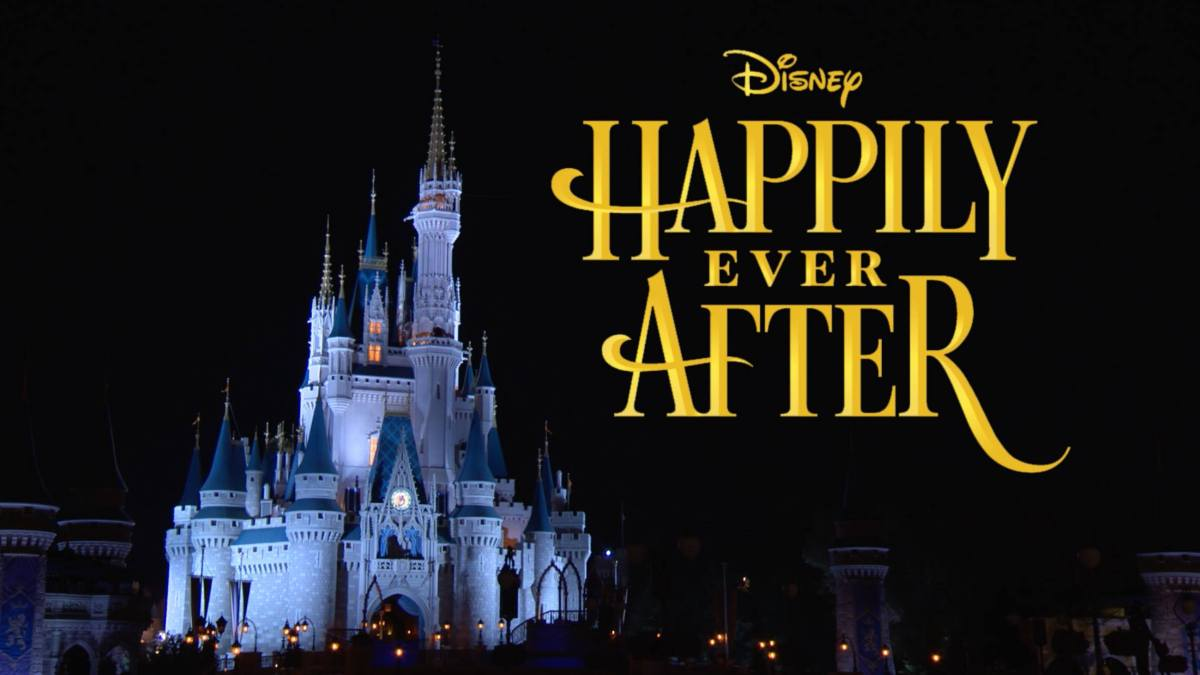 Hear HAPPILY EVER AFTER From Walt Disney World's Upcoming Fireworks Show