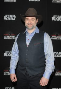 ORLANDO, FL - APRIL 13: Dave Filoni attends the 40 YEARS OF STAR WARS PANEL during the 2017 STAR WARS CELEBRATION at Orange County Convention Center on April 13, 2017 in Orlando, Florida. (Photo by Gerardo Mora/Getty Images for Disney) *** Local Caption *** Dave Filoni