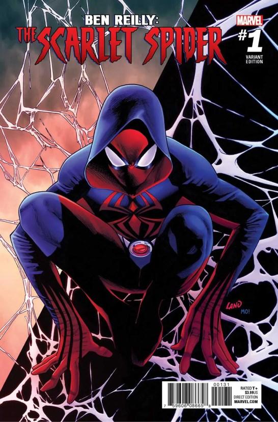 Ben_Reilly_The_Scarlet_Spider_1_Land_Variant