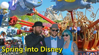Spring Into Disney - Geeks Corner - Episode 627