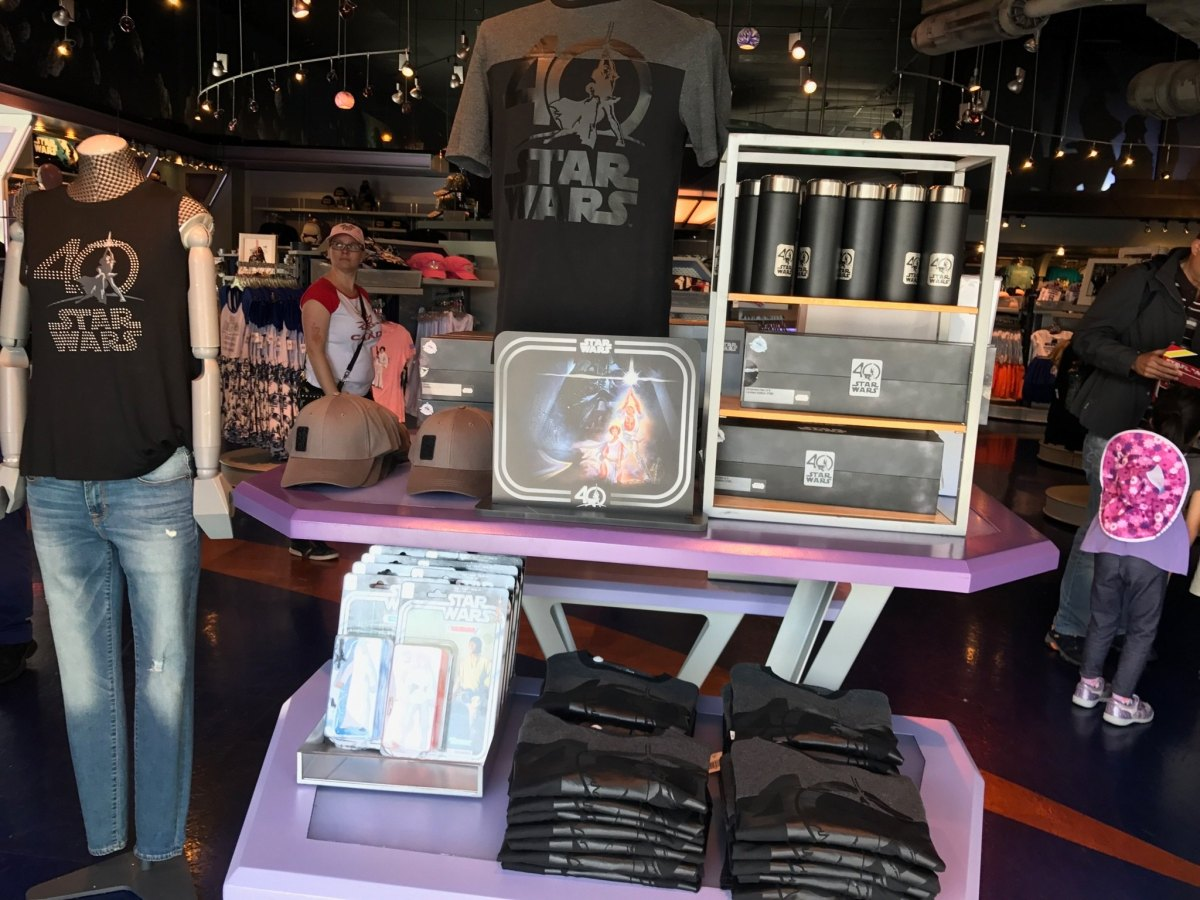 Disneyland Celebrates 40 Years of Star Wars With New Merchandise Offerings