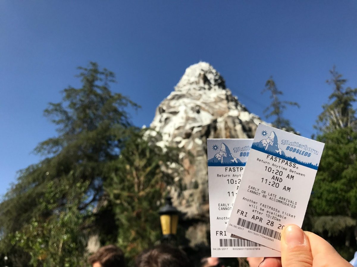 Fastpass Distribution Officially Begins For Matterhorn Bobsleds