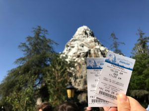 Fastpasses Distribution Officially Begins For Matterhorn Bobsleds