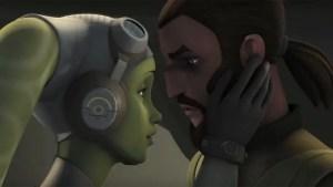 Hera & Kanan Romance Star Wars Rebels Season 4