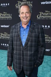 """HOLLYWOOD, CA - MAY 18: Actor Jon Lovitz at the Premiere of Disney's and Jerry Bruckheimer Films' """"Pirates of the Caribbean: Dead Men Tell No Tales,"""" at the Dolby Theatre in Hollywood, CA with Johnny Depp as the one-and-only Captain Jack in a rollicking new tale of the high seas infused with the elements of fantasy, humor and action that have resulted in an international phenomenon for the past 13 years. May 18, 2017 in Hollywood, California. (Photo by Rich Polk/Getty Images for Disney) *** Local Caption *** Jon Lovitz"""