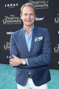 """HOLLYWOOD, CA - MAY 18: Tv personality Carson Kressley at the Premiere of Disney's and Jerry Bruckheimer Films' """"Pirates of the Caribbean: Dead Men Tell No Tales,"""" at the Dolby Theatre in Hollywood, CA with Johnny Depp as the one-and-only Captain Jack in a rollicking new tale of the high seas infused with the elements of fantasy, humor and action that have resulted in an international phenomenon for the past 13 years. May 18, 2017 in Hollywood, California. (Photo by Rich Polk/Getty Images for Disney) *** Local Caption *** Carson Kressley"""