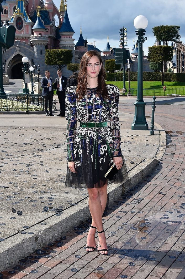 PARIS, FRANCE - MAY 14: Kaya Scodelario attends the European Premiere to celebrate the release of Disney's 'Pirates of the Caribbean: Salazar's Revenge'at Disneyland Paris on May 14, 2017 in Paris, France. (Photo by Kristy Sparow/Getty Images for Disney) *** Local Caption *** Kaya Scodelario