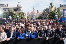 PARIS, FRANCE - MAY 14: General view of the European Premiere to celebrate the release of Disney's Pirates of the Caribbean: Salazar's Revenge at Disneyland Paris on May 14, 2017 in Paris, France. (Photo by Francois Durand/Getty Images for Disney)