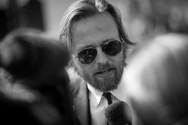 PARIS, FRANCE - MAY 14: (EDITORS NOTE: images has been processed with digital filters) Joachim Ronning attends the European Premiere to celebrate the release of Disney's Pirates of the Caribbean: Salazar's Revenge at Disneyland Paris on May 14, 2017 in Paris, France. (Photo by Francois Durand/Getty Images for Disney) *** Local Caption *** Joachim Ronning