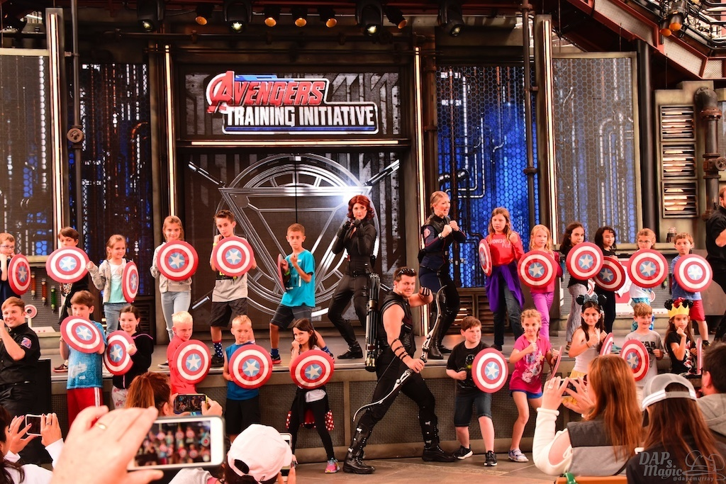 Avengers Training Initiative Debuts at Disney California Adventure!
