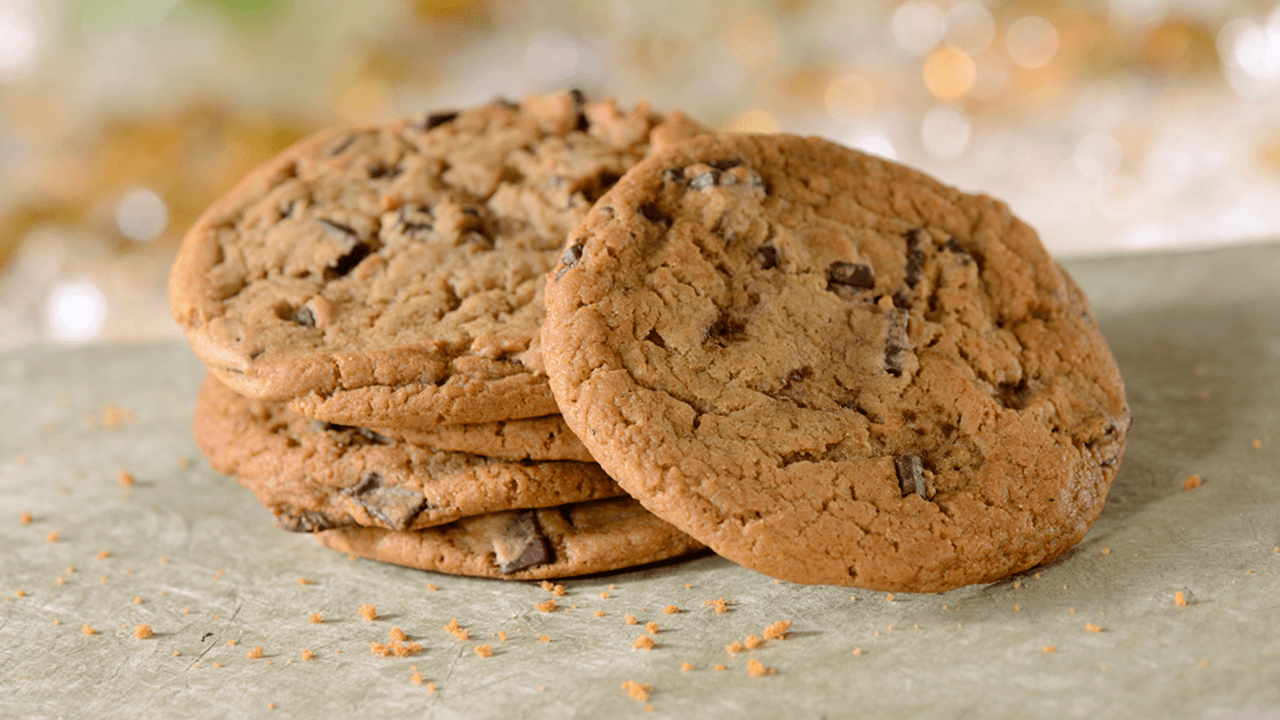 Geek Eats: Disney's Grand Floridian Resort & Spa Chocolate Chip Cookies Recipe